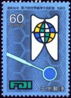 HEALTH-DENTAL-JAPAN-1983-MNH A5-806 - Handicaps