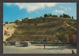 The Roman Amphitheatre - Amman Jordan - Unused 1960s - Please See Scans - Jordan
