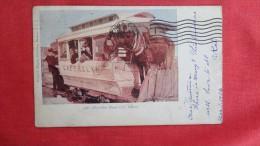 Cherelyn Horse Car Denver ------------     -1866 - Trenes