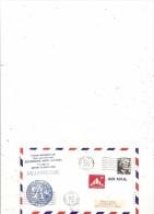 Enveloppe Appolo Nasa Goldstone Barton 1972 - United States