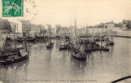 PORT DE PALAIS = ENSEMBLE DE 14 CARTES - Belle Ile En Mer