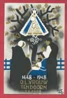 Eeklo -  O.L.Vrouw. Ten Doorn - 1448-1948 ( Verso Zien ) - Eeklo