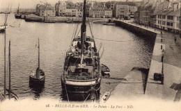 PORT DE PALAIS = - Belle Ile En Mer