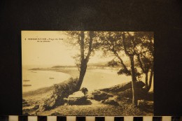 CP, 85,  NOIRMOUTIER Plage Du Bois De La Chaize   N°8 Edition Landivier - Noirmoutier