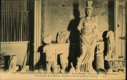 N°1223  JJJ 63  SAINTE COLOMBE LES VIENNE STATUE ROMAINE REPRESENTANT LA VILLE DE VIENNE - France