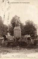 CPA- LATOUR-d'AUVERGNE (63) - Le Monument Aux Morts De 14 / 18 - Otros Municipios