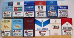 Empty Tobacco Boxes-12items #0642. - Boites à Tabac Vides