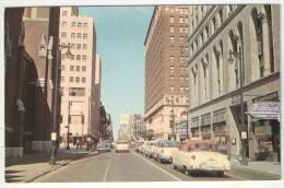 4th Street Looking North, Louisville, Kentucky - Louisville