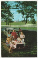 Along Kentucky's Scenic Highways - A Picnic Table - Etats-Unis