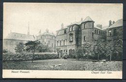 GB London Chiswick Turnham Green Mount Pleasant Chapel Church Postcard X 4 - London Suburbs