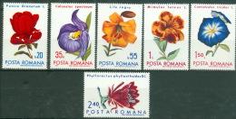 Rumänien 2940/45 ** Blumen - 1948-.... Republieken
