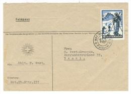 Suisse /Schweiz/Svizzera/Switzerland/ Poste Militaire / Document Militaire Pour Basel - Military Post