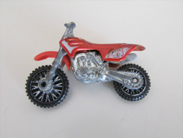 MOTO MODELLINO IN METALLO 5,5 CM. - Moto