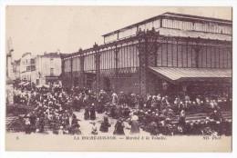LA ROCHE SUR YON. -  Marché à La Volaille - La Roche Sur Yon