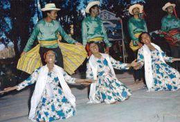 1 AK Madagaskar * Tanzgruppe In Madagaskar * IRIS Card - Madagaskar