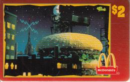 "USA - McDonald""s(36/50), Sprint Promotion Prepaid Card, Tirage 6100, 05/96, Mint - United States"