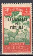 Wallis And Futuna 1920 - Postage Due - Mi.12 - MNH(**) - Other