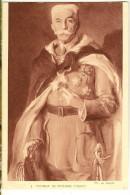 Portrait Du Marechal Lyautey-verso Carte Publicité-cpa - Publicidad