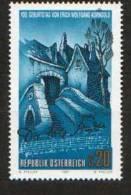 """Österreich 1997:  """"E.W.Korngold"""" Postfrisch - 1945-.... 2ème République"""