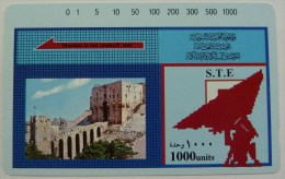 SYRIA - Tamura - Sample - 1000 Units - Syria