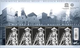 België 2014 Sites- Miniers Wallon - Waalse Mijnsites** Belgisch Werelderfggoed / Patrimoine Mondial Belge - Belgium