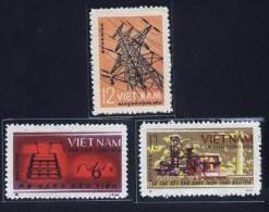 North Vietnam Viet Nam MNH Perf Stamps 1964 : Heavy Industry (Ms139) - Vietnam