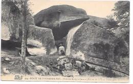 DOLMEN Adolphe Joanne - Forêt De FONTAINEBLEAU - Dolmen & Menhirs