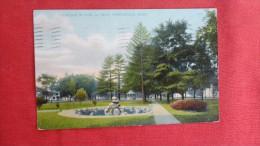 Massachusetts>  West Springfield   Fountain In Park --1867