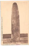 MENHIR DE PORSPODER - Dolmen & Menhirs