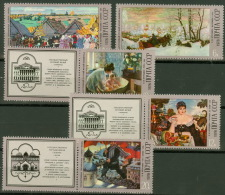Sowjetunion 4698/4702 ** Postfrisch - 1923-1991 USSR