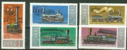 Sowjetunion 4715/19 ** Postfrisch - 1923-1991 USSR