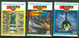 Sowjetunion 4763/65 ** Postfrisch - 1923-1991 USSR