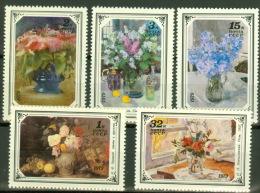 Sowjetunion 4866/70 ** Postfrisch - 1923-1991 USSR