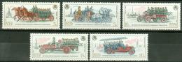 Sowjetunion 5461/65 ** Postfrisch - 1923-1991 USSR
