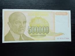Jugoslavija- 5000000 DINARA - 1993 - VF - Yugoslavia