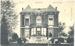 Wijgmaal - Wygmael - Château Van Dyck - Kasteel - Postcards