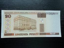 Belarus - 20 Rubles -2000 UNC - Belarus