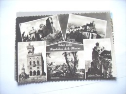San Marino With Nice Stamps - San Marino