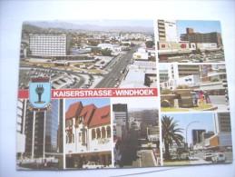 Namibia SWA Windhoek Kaiserstrasse - Namibië