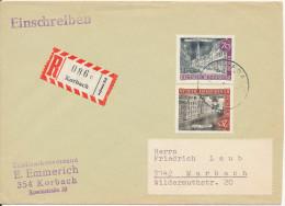 Germany Berlin Registered Cover - [5] Berlin