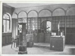 DE608-1948 AK GIEßEN-LIEBIG Museum-Das Laboratorium Von Justus Von Liebig-Jubiläeumspostkarte-S/W-Ungel - Giessen
