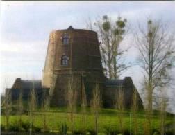 VLIERMAAL Bij Kortessem (Limburg) - Molen/moulin - Prentkaart Van De Molen Van Vliermaal In 2005 Tijdens Verbouwing - Kortessem