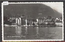 ST GINGOLPH - LE PORT - TB - VS Valais