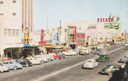Main Street , TIJUANA , Mexico, 50-60s