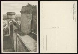 ORIA - BRINDISI - ANNI 40 -  IL CASTELLO - (3) - Brindisi