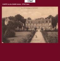 17847 CPA CPM CPSM Carte Postale MANOIR DE LESTREDINGAT EN TREFFIAGAT - Non Classés