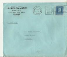 =CUBA CV 1938 - Cartas