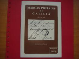 Marcas Postales De Galicia - Literatura