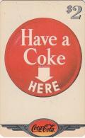 USA - Coca Cola, 1996 Anaheim The 17th National Sprint Commemorative Proof Card