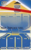 "Costa Rica ""CHIP"" La Nueva Tecnologia (1 emisi�n) in Blister Cat:CRI-C-07 1997"